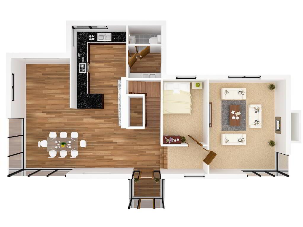 Floorplan 2 of The Demesne, Deans Wood, Richhill