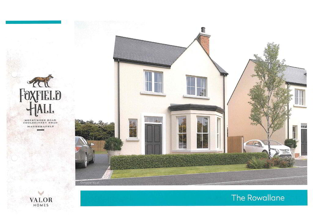 Photo 1 of The Rowallane, Foxfield Hall, Moneymore Road, Magherafelt