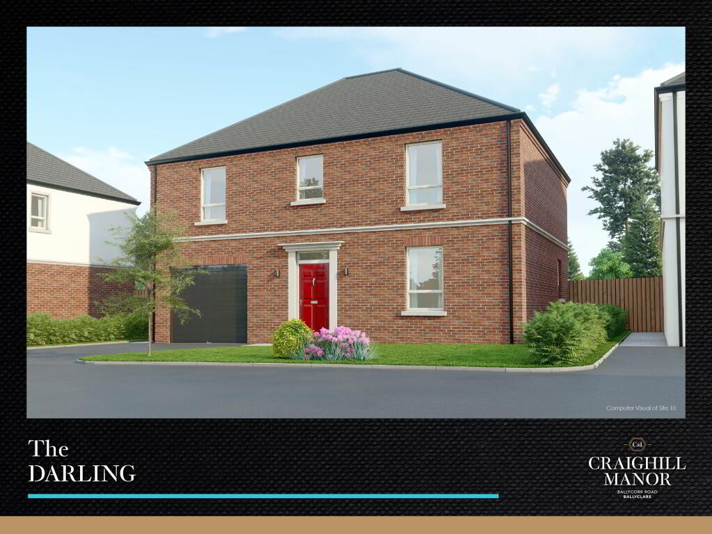 Photo 1 of The Darling, Craighill Manor, Ballycorr Road, Ballyclare