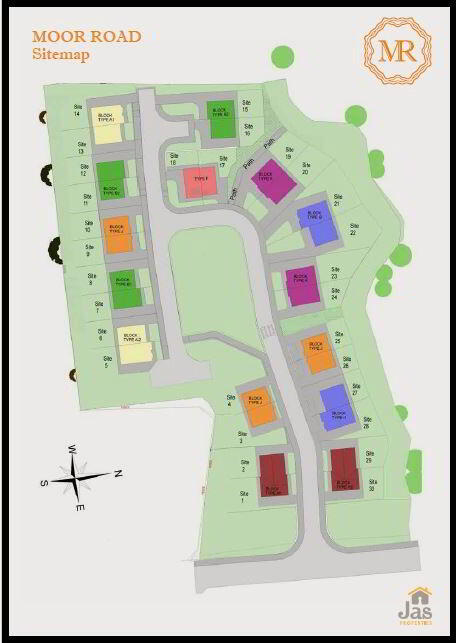 Floorplan 2 of A1, Moor Park, Moor Road, Coalisland