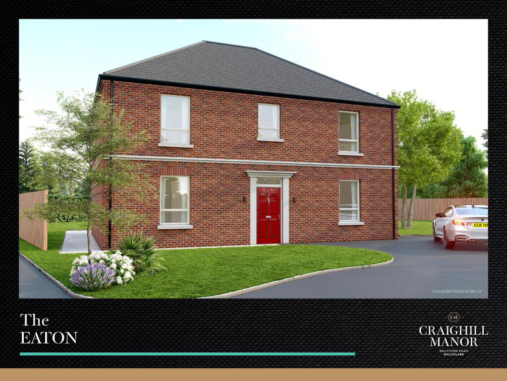 Photo 1 of The Eaton, Craighill Manor, Ballycorr Road, Ballyclare