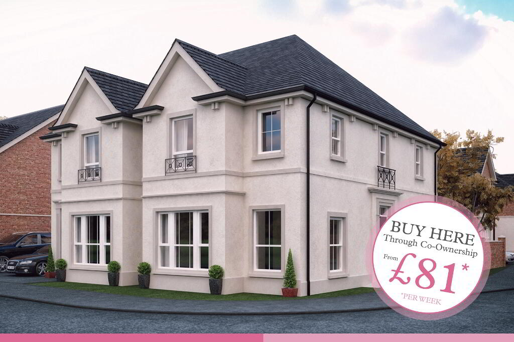 Photo 1 of The Clarence A (Render), Carnreagh Park, Off Drumnagoon Road, Craigavon