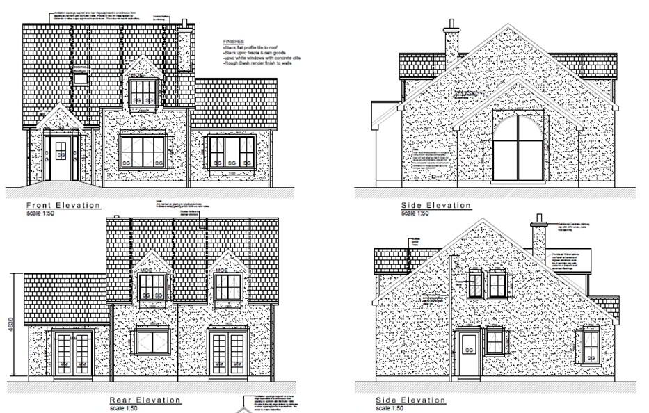 Floorplan 1 of R10, Castle Manor, Crevenish Road, Kesh
