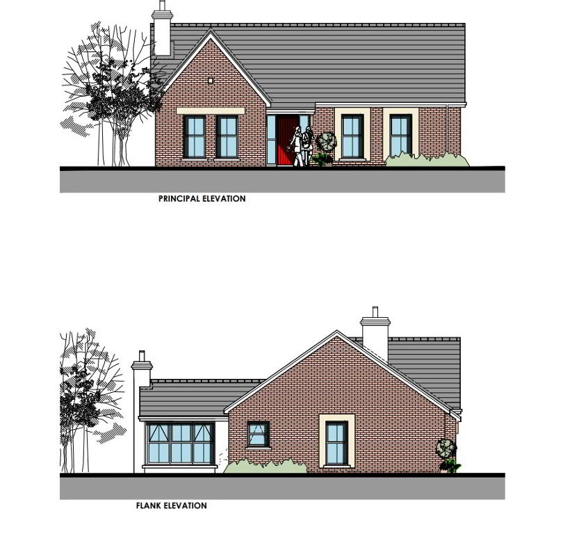 Photo 1 of House Type B2, Calvert Gate, Calvertstown Road, Bleary