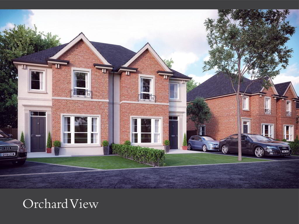 Photo 8 of The Peston (Render/Brick Bay), Orchard View At Baltylum Meadows, Lou...Portadown