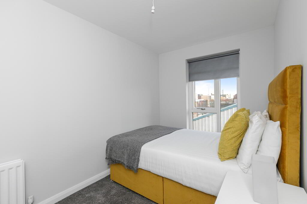 Photo 13 of 2 Bedroom Apartment, Gardiner Square, Belfast City Centre, Belfast