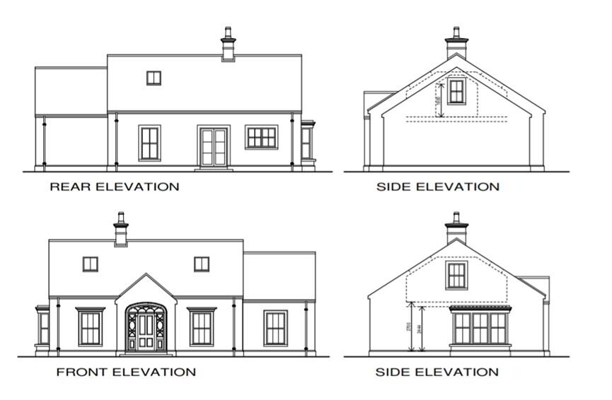 Floorplan 4 of Phase 2 Lakeside Manor Now Released, Lakeside Manor, Carrybridge, Enniskillen