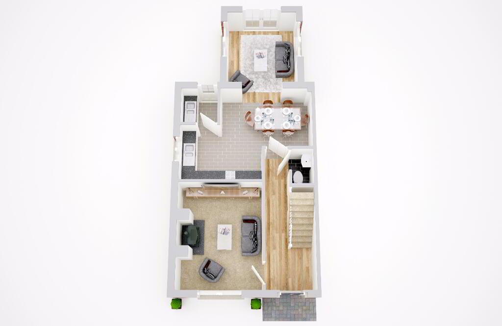 Floorplan 1 of Eagle, Cavanacaw Grange, Cavanacaw Road, Armagh
