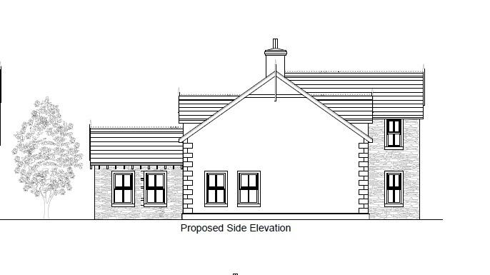 Floorplan 3 of Between 93 & 101 Rock Road, Rock Road Detached, Armagh