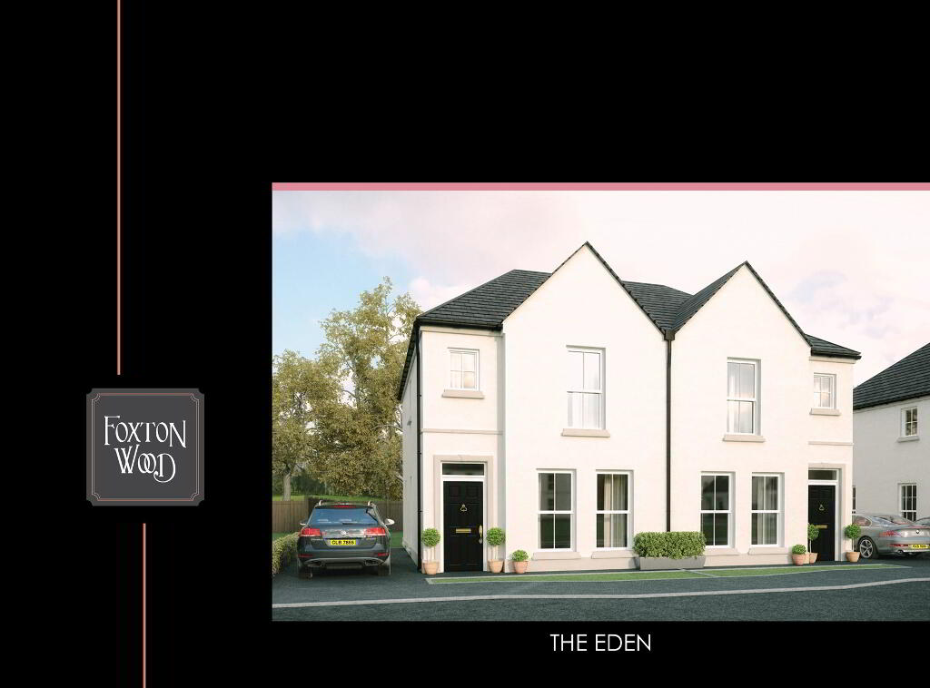 Photo 1 of The Eden, Foxton Wood, Crebilly Road, Ballymena