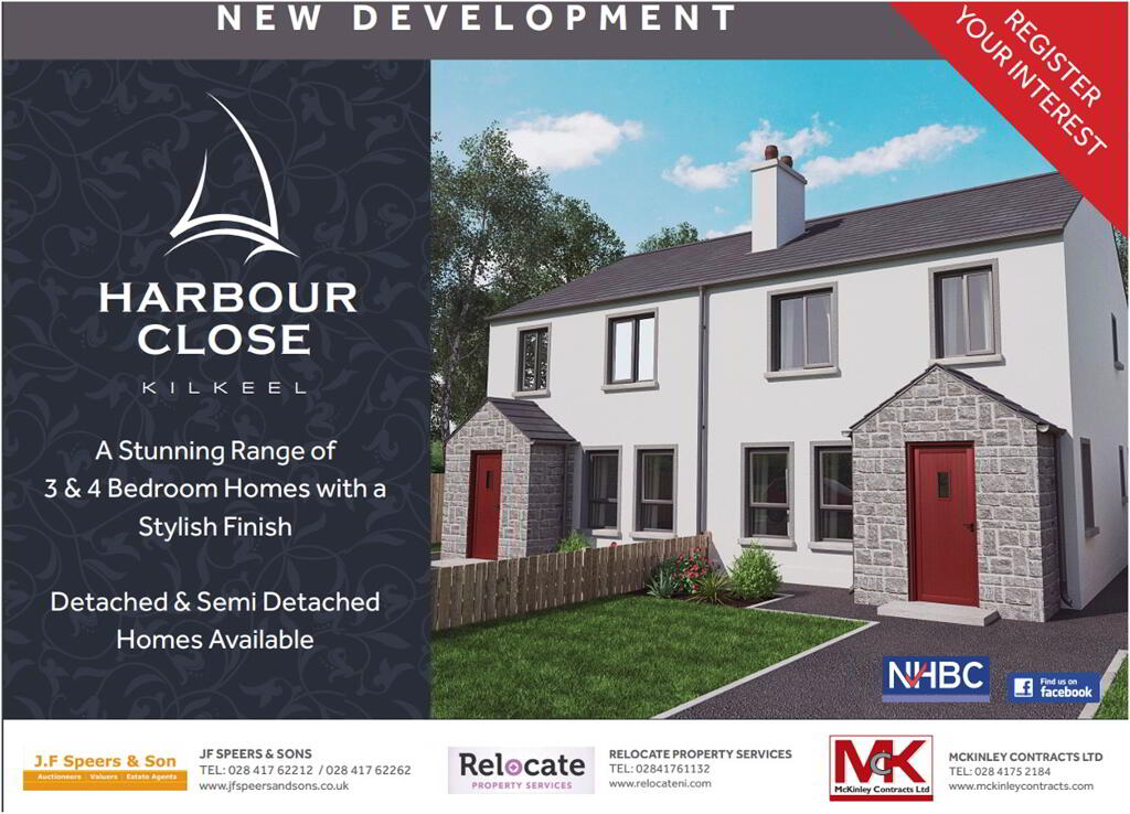 Photo 1 of Harbour Close, Kilkeel