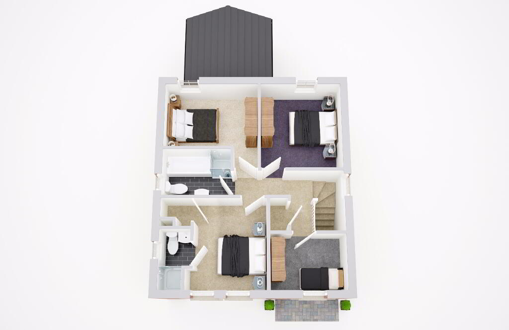 Floorplan 2 of Links, Cavanacaw Grange, Cavanacaw Road, Armagh