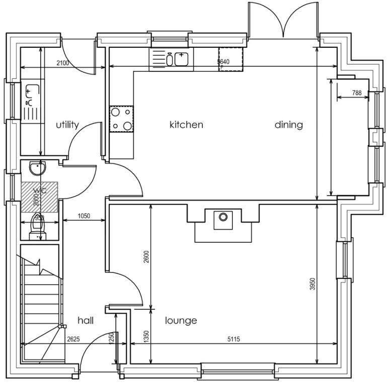 Floorplan 1 of Htb, Linen Lodge, Donaghcloney, Banbridge
