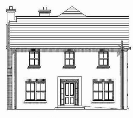 Floorplan 1 of Ht3, Mill Race Manor, Armagh, Newry, Markethill
