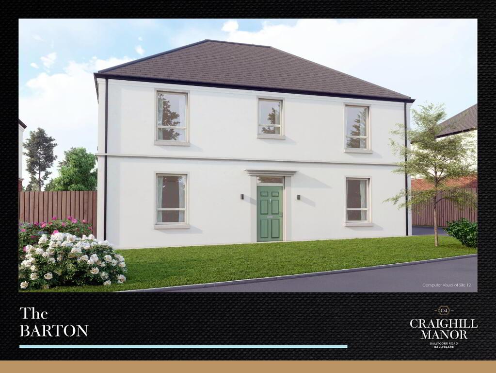 Photo 1 of The Barton, Craighill Manor, Ballycorr Road, Ballyclare