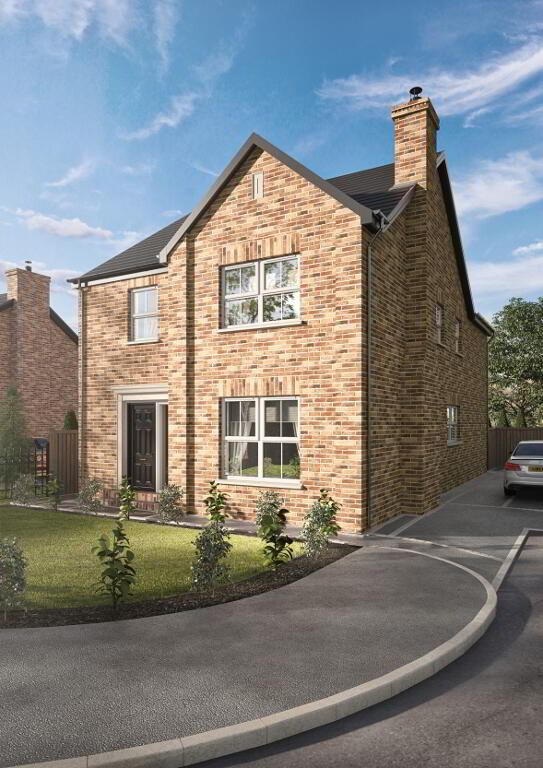 Photo 1 of The Burghley - Ht2, The Spires, Dungannon Road, Portadown