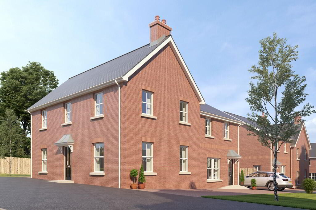 Photo 1 of Semi 3A, Linen Hall, Loughgall Road, Portadown