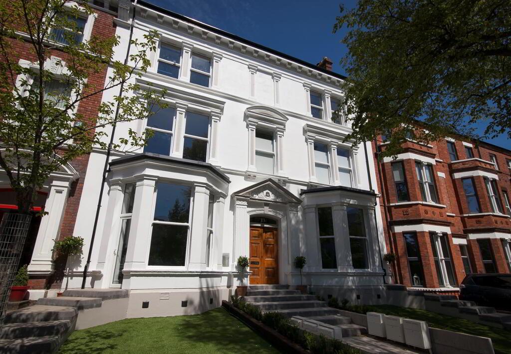 Photo 1 of Apartment 4, Portland House, 13 Wellington Park, Belfast