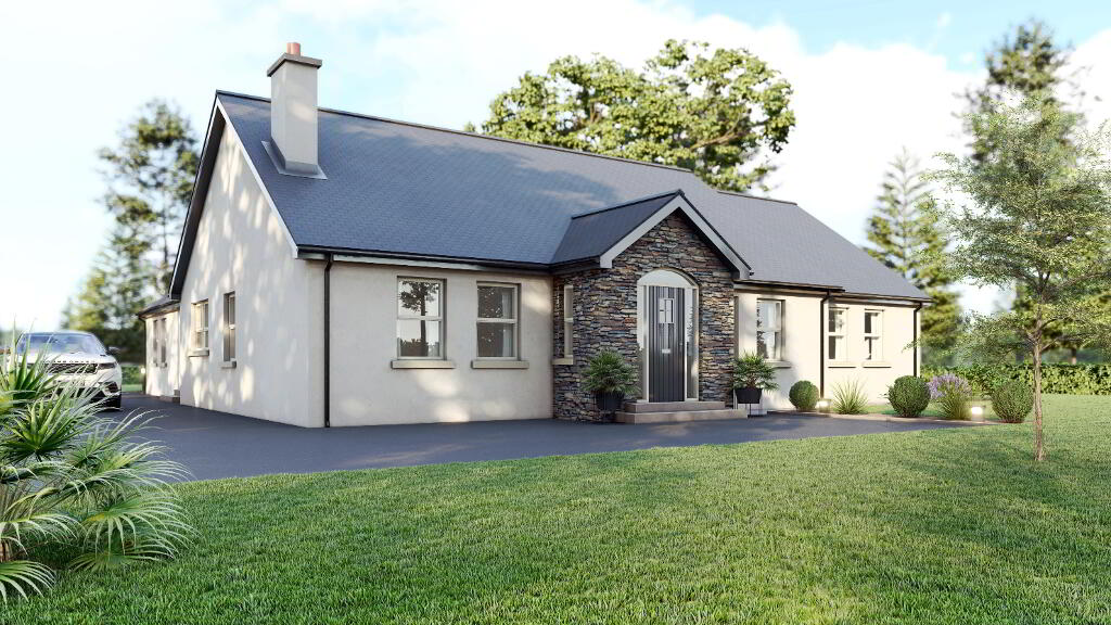 Photo 2 of Prestigious, Bespoke Detached Bungalow, Legacurry Road, Beragh