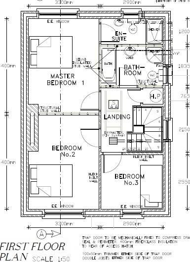 Floorplan 3 of A1, Gortmanor Drive, Gortgonis Road, Coalisland