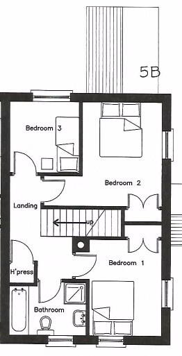 Floorplan 3 of Torrent Glen New Homes, Torrent Glen, Dungannon, Castlecaulfield