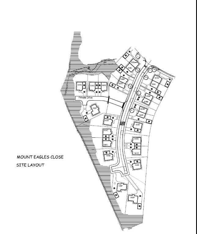 Floorplan 2 of Type E, The Close At Mount Eagles, Mount Eagles, Stewartstown Road, Belfast