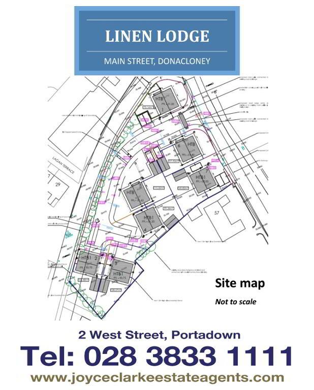Floorplan 3 of Htb, Linen Lodge, Donaghcloney, Banbridge