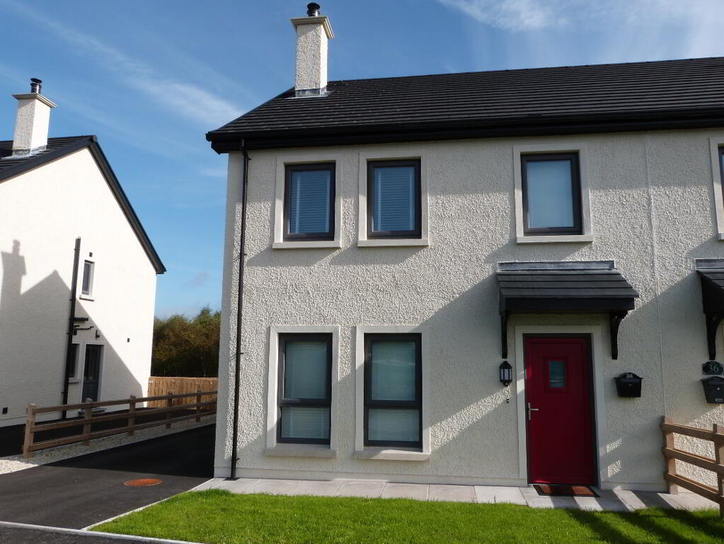 Photo 3 of Phase 3 Now On Release - 1200 Sq Ft Semi Detached, Highfield Drive, Glen...Omagh