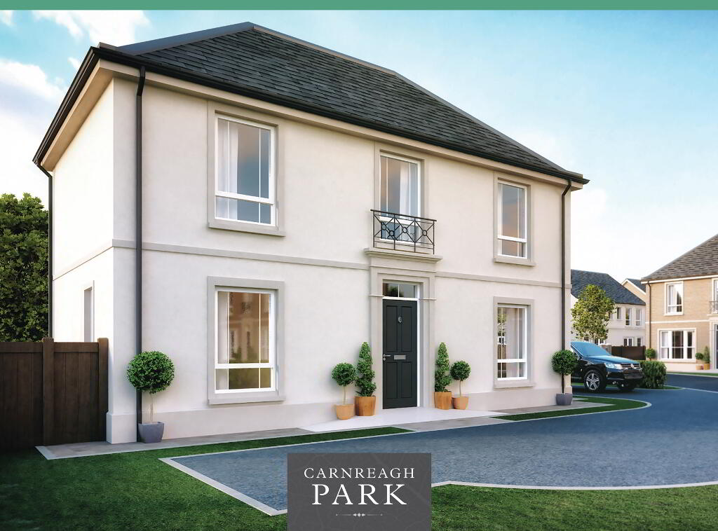 Photo 1 of The Barlow ( Render), Carnreagh Park, Off Drumnagoon Road, Craigavon