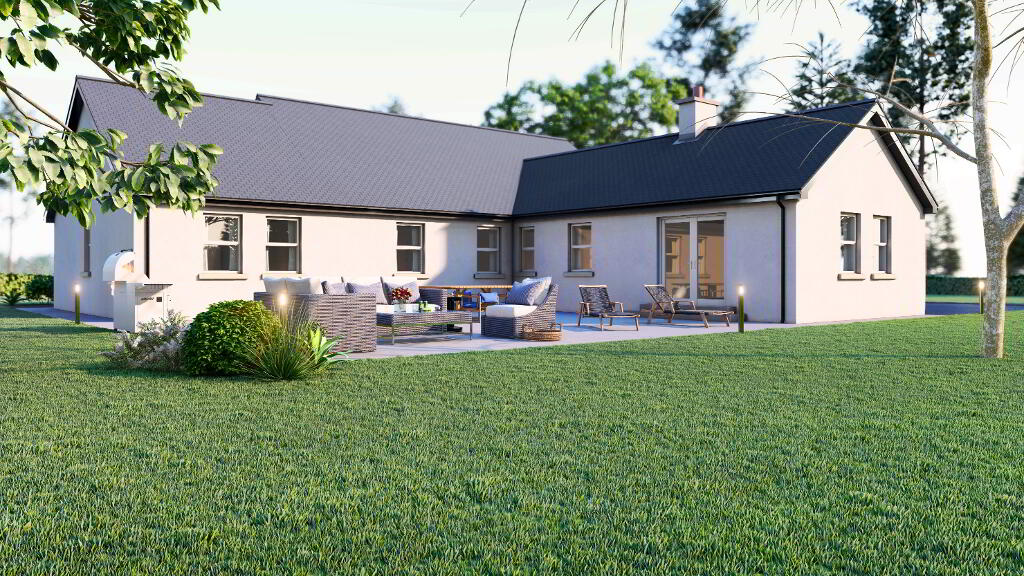 Photo 1 of Prestigious, Bespoke Detached Bungalow, Legacurry Road, Beragh