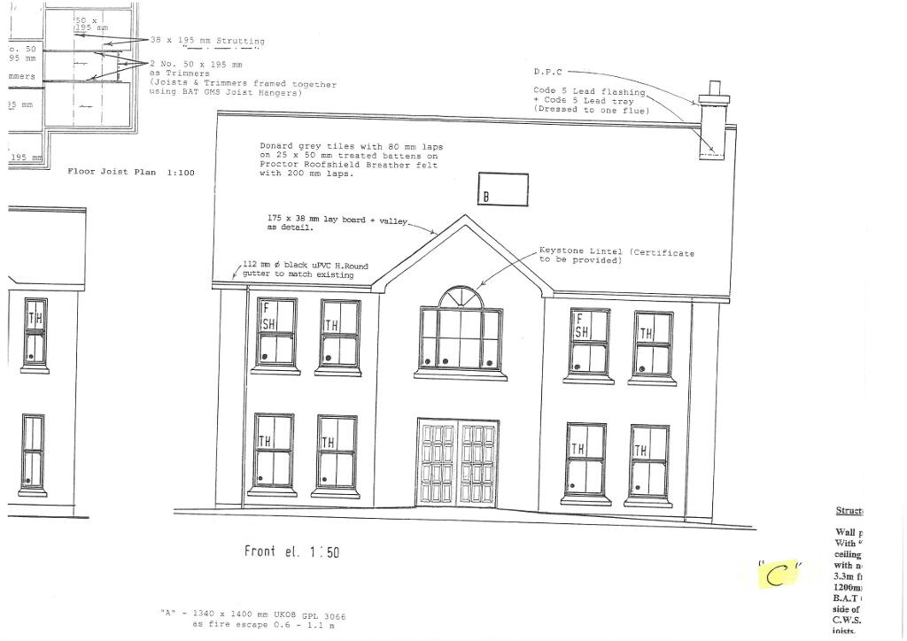 Floorplan 1 of Site 1, Lisnavale, Lisnavale, Council Road, Kilkeel