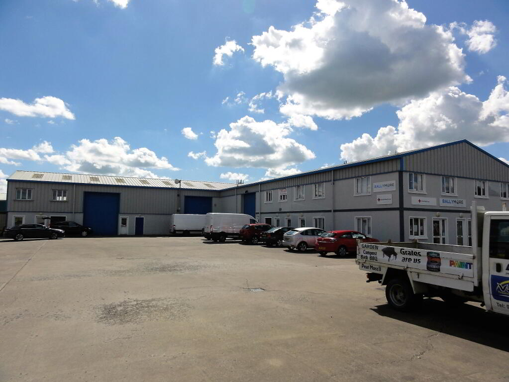 Unit 5, 27 Gortrush Industrial Estate, Omagh