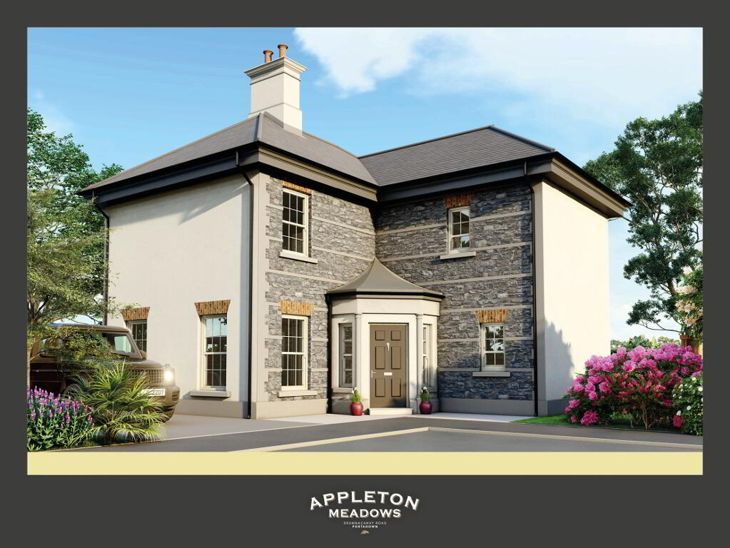 Photo 1 of The Crooke, Appleton Meadows, Drumnacanvy Road, Portadown