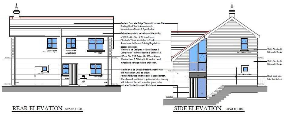 Floorplan 5 of Tullyverry Drive, L'Derry