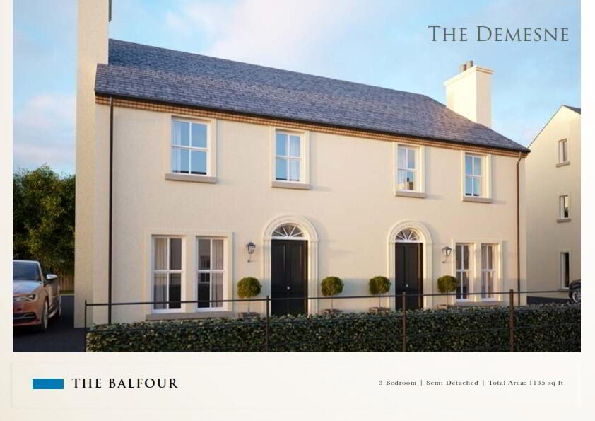 Photo 1 of The Balfour, The Demesne, Derryree Wood, Lisnaskea