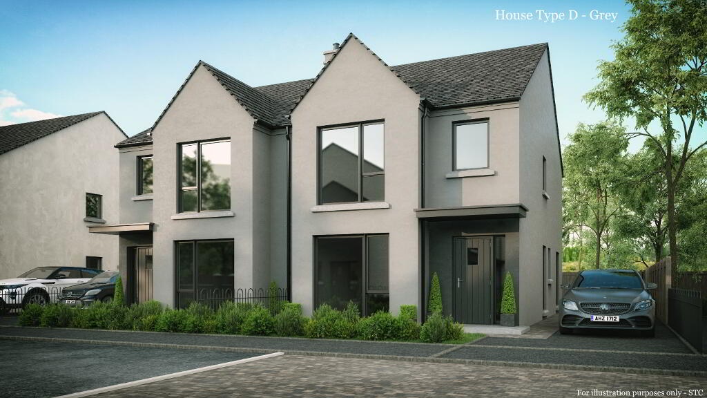 Photo 1 of House Type D, Coolreaghs Manor, Cookstown
