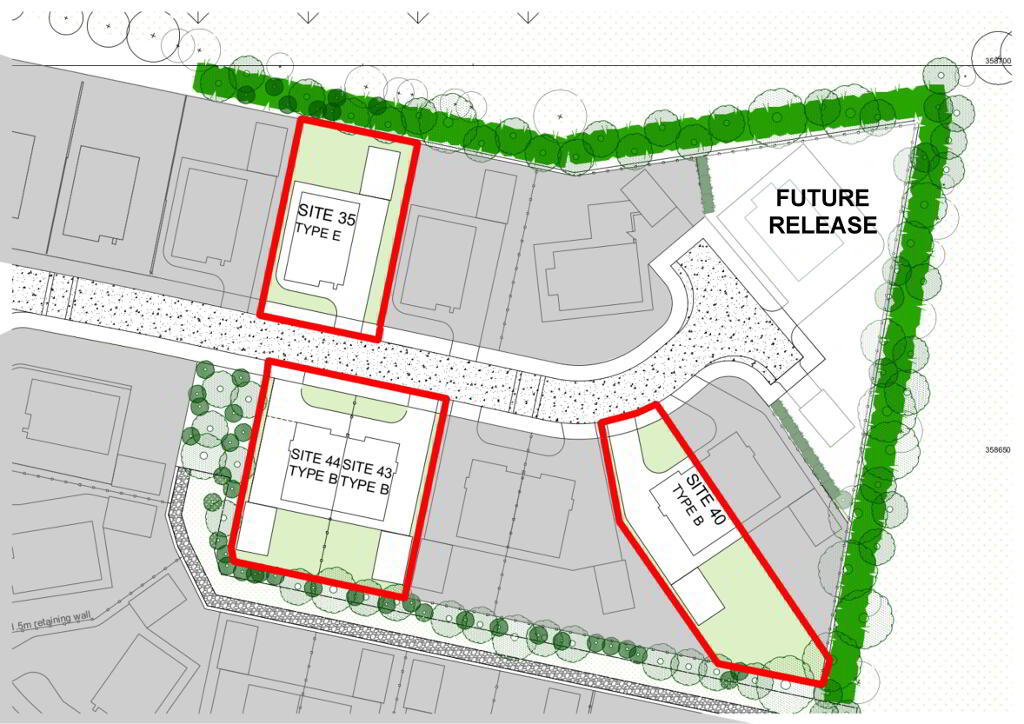 Floorplan 2 of Semi Detached - 4 Bed (Type B), Carn Hill, Lisnarick Road, Irvinestown