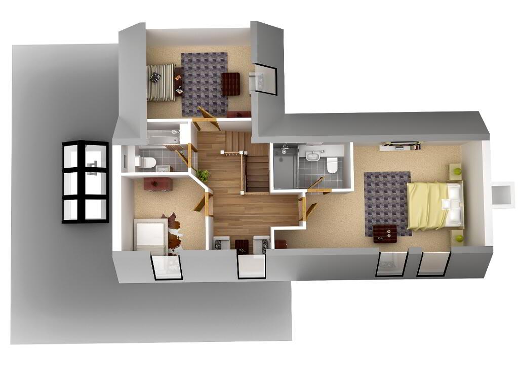 Floorplan 3 of The Demesne, Deans Wood, Richhill