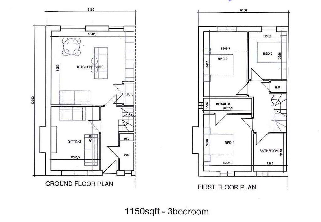 Floorplan 1 of The Balfour, Derryree Wood, Derryree Wood, Lisnaskea