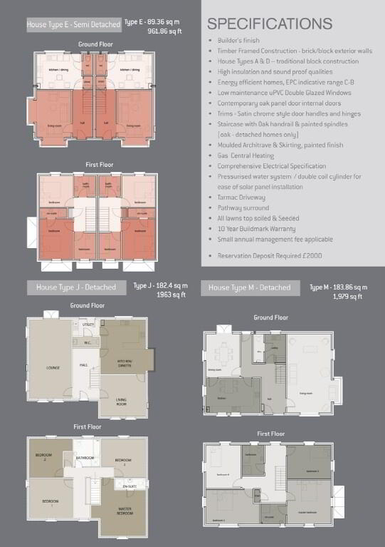 Floorplan 3 of Carneyhough Court, Carneyhough Court, Crieve Road, Newry