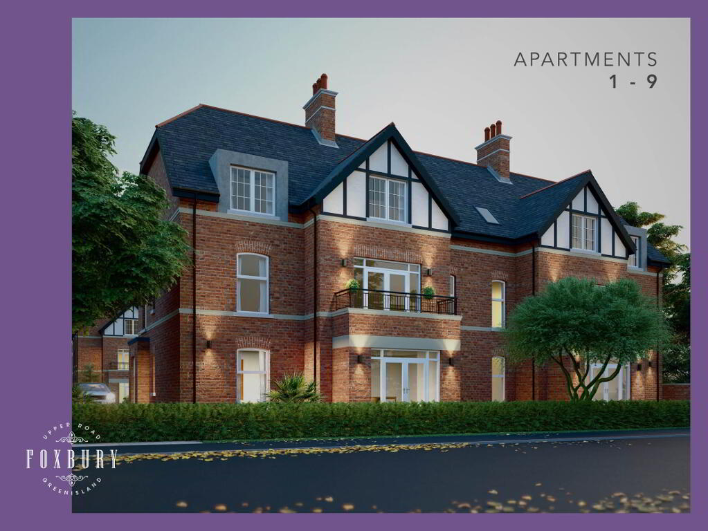 Photo 1 of Second Floor Apartments 7, 8 & 9, Foxbury, Upper Road, Greenisland