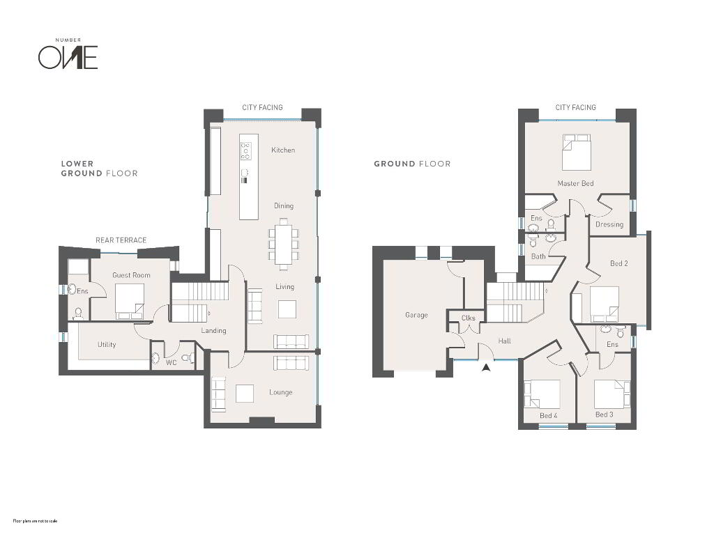 Floorplan 1 of One Due South, Due South, 392A Belmont Road, Belmont, East Belfast