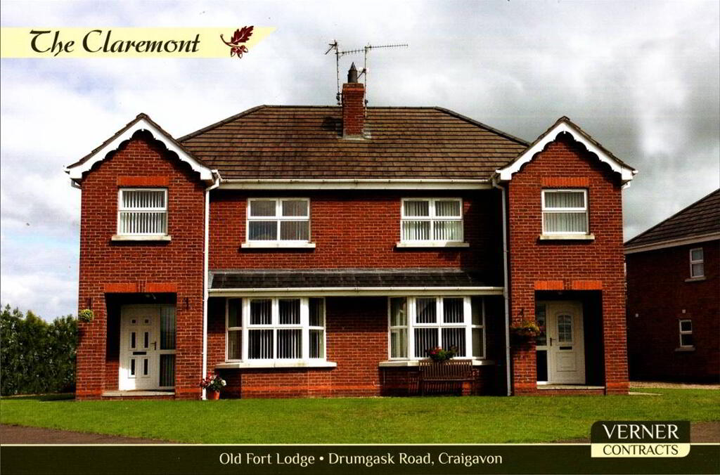 Photo 1 of The Claremont, Old Fort Lodge, Craigavon