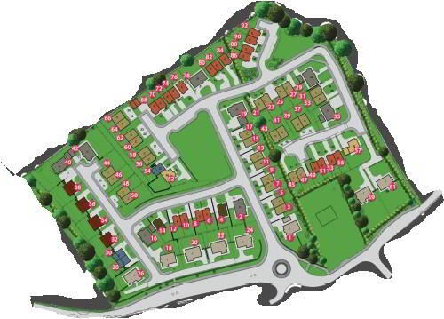 Floorplan 1 of Carneyhough Court, Carneyhough Court, Crieve Road, Newry
