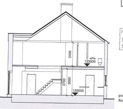 Floorplan 3 of Type 4, Dervaghroy Manor, Church Road, Gortaclare, Omagh