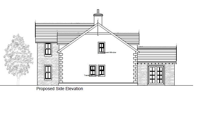 Floorplan 4 of Between 93 & 101 Rock Road, Rock Road Detached, Armagh