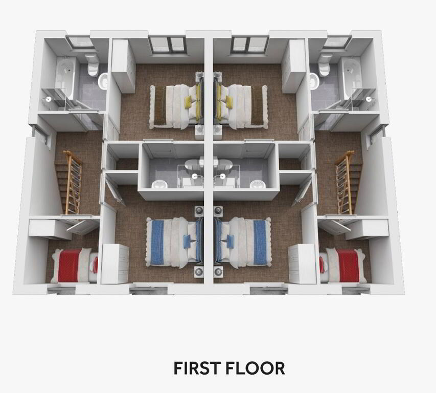 Floorplan 2 of The Orior, Dargan Close, Drumalane Road, Newry