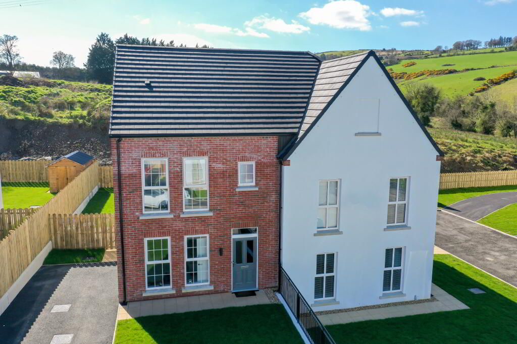 Photo 1 of The Barberton With Sunroom, The Hillocks, Altnagelvin, Derry