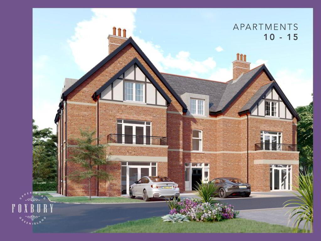 Photo 1 of First Floor Apartments 12 & 13, Foxbury, Upper Road, Greenisland