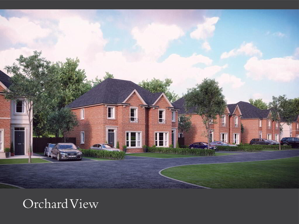 Photo 14 of The Peston (Render/Brick Bay), Orchard View At Baltylum Meadows, Lou...Portadown
